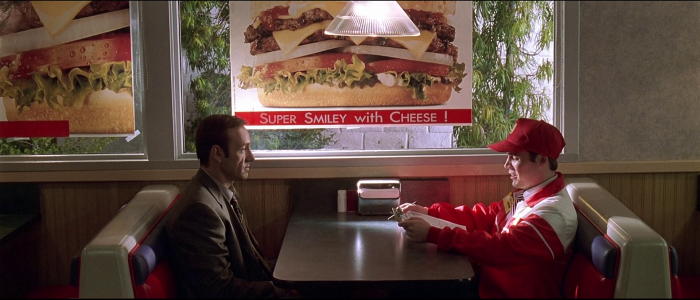 What Does The Color Red Mean color scheme in american beauty – cinema shock
