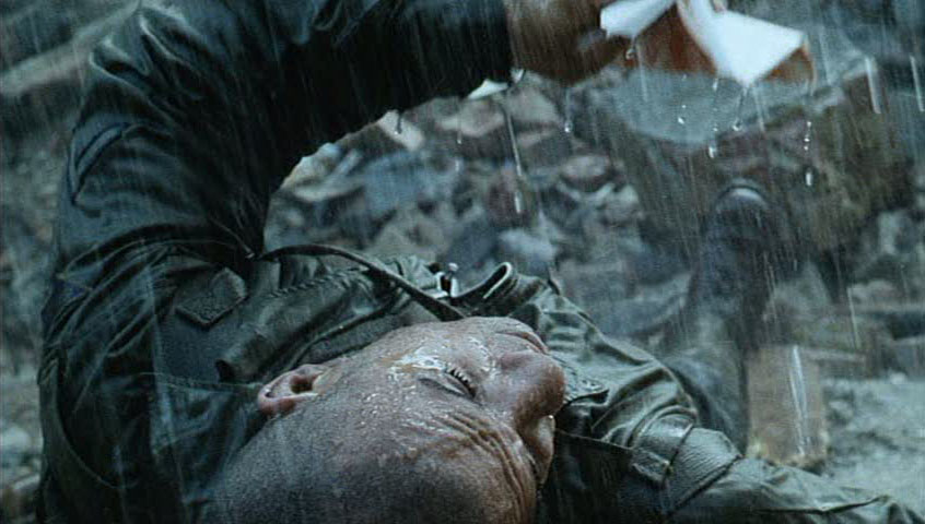 saving private ryan special effects