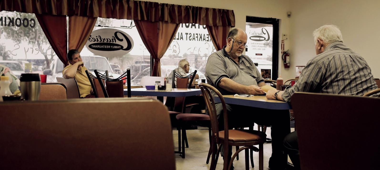 Charlie's Family Restaurant by Andrew Mohrer